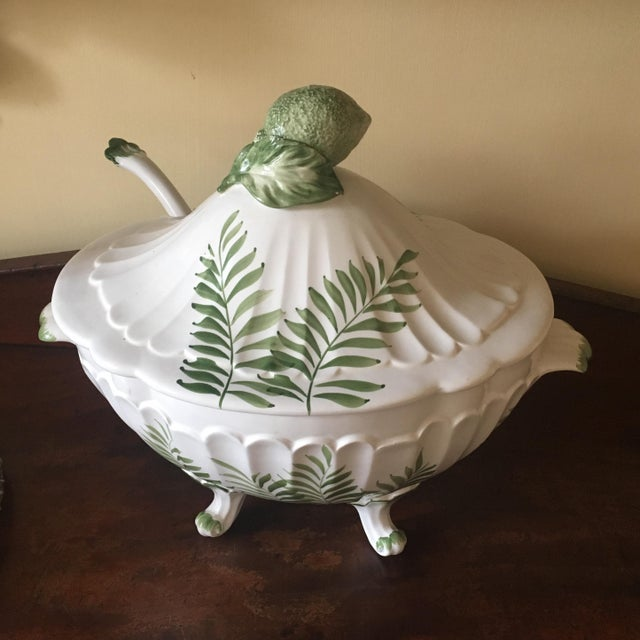 Chelsea House Large Soup Tureen For Sale - Image 9 of 10