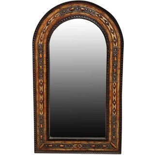 Mausolee Camel Bone Mirror For Sale
