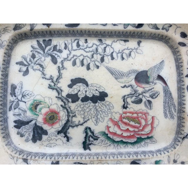 1870s Ashworth Ironstone Platter - Image 4 of 9
