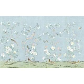 "Casa Cosima Henri Spring Wallpaper Mural - 4 Panels 144"" W X 108"" H For Sale"