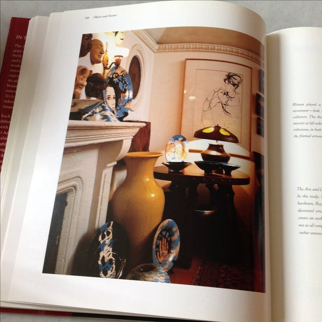 In the Arts and Crafts Style by Barbara Mayer For Sale - Image 10 of 11