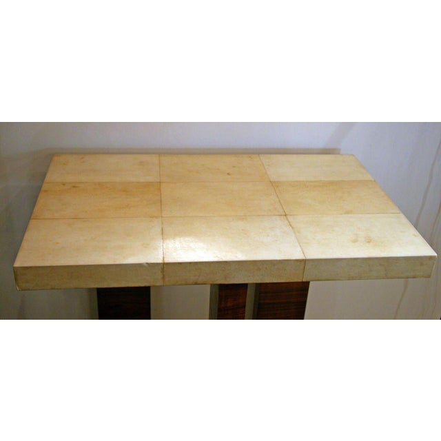 """Italian """"Tre Gambe"""" Console For Sale - Image 4 of 7"""