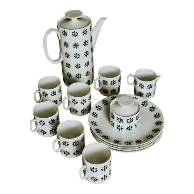 1960s Vintage Rosenthal Tea Service - 13 Pieces For Sale