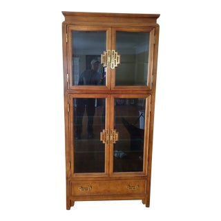 Century Furniture 'Chin Hua Collection' Display Cabinet For Sale