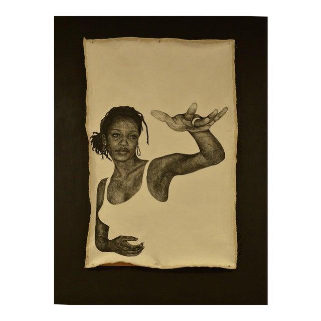 """Original """"Woman"""" by Kellie Kaori Vernon For Sale"""
