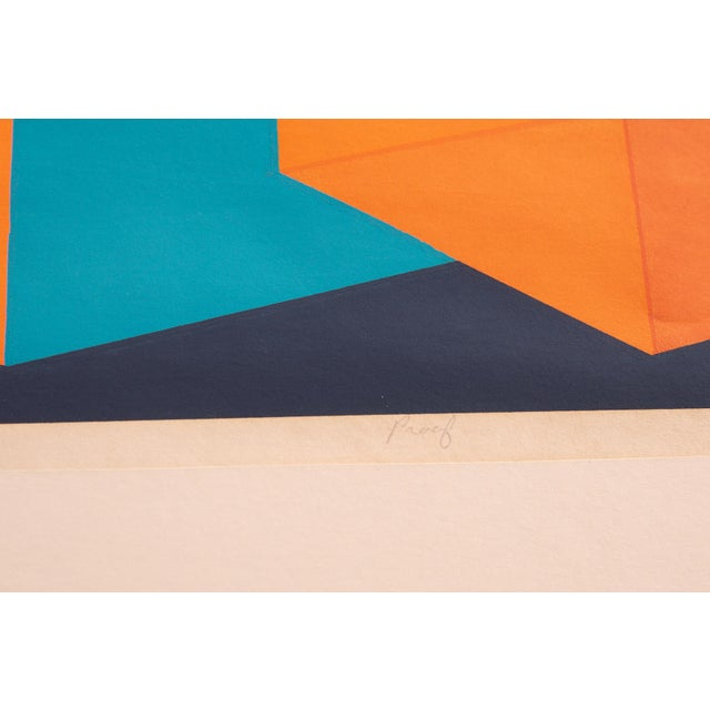 Jack Cascione 'Crystal Covenant' Serigraph For Sale - Image 4 of 6