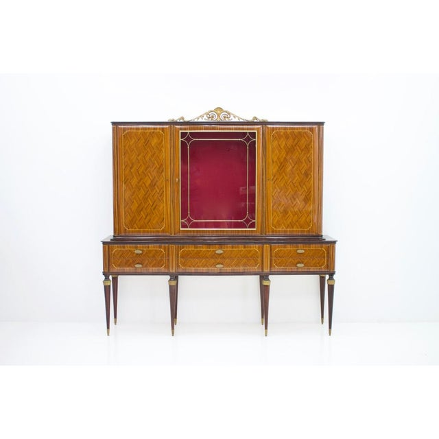 Highboard or Credenza From Italy 1959 For Sale - Image 12 of 12