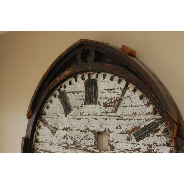 Historic Clock Face From New York City - Image 3 of 11