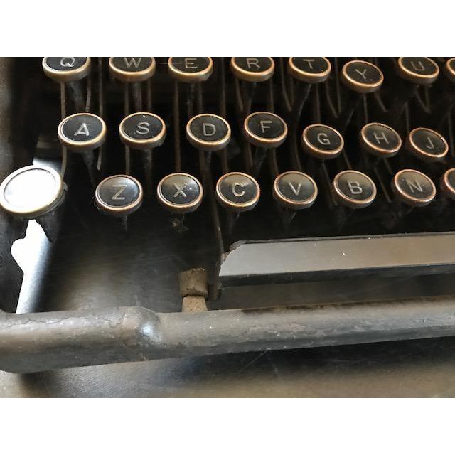 Antique Underwood Typewriter - Image 7 of 9