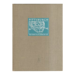 """1964 """"Pittsburgh: The Story of an American City"""" Coffee Table Book For Sale"""