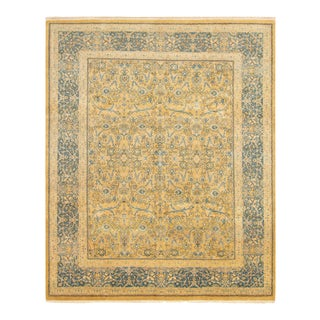"""Hand-Knotted Rug- 8'2"""" X 9'10"""" For Sale"""