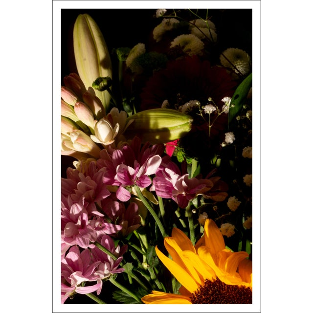 """Photography 2021 """"Colorful Flower Bouquet Mix I"""" Still Life Giclée Print by Kind of Cyan For Sale - Image 7 of 7"""