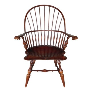 Dr Dimes Wallace Nutting Windsor Arm Chair