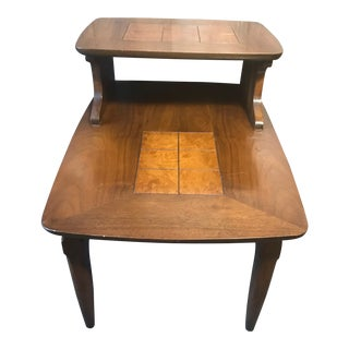 1960s Vintage Lane Mid-Century Modern Side Table For Sale