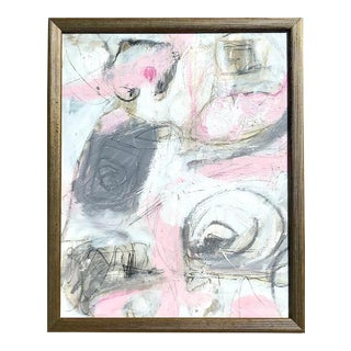 Beth Downey Modern Abstract Painting For Sale