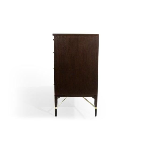 Paul McCobb Mahogany Dresser by Paul McCobb, Calvin Group For Sale - Image 4 of 12