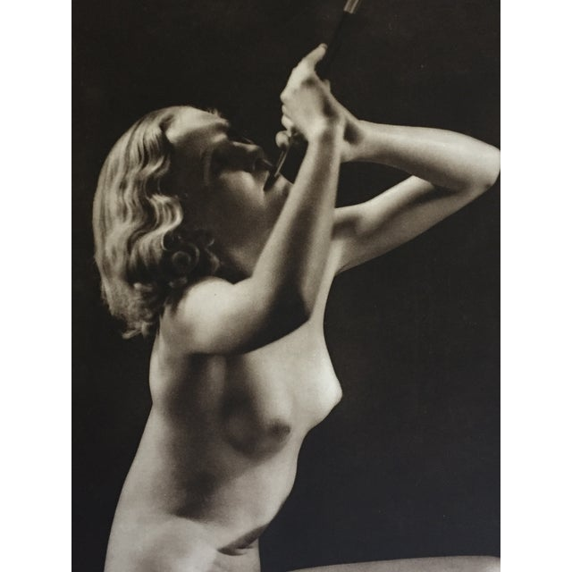 John Eeverard 1930 Vintage Nude Photogravure - Image 3 of 4
