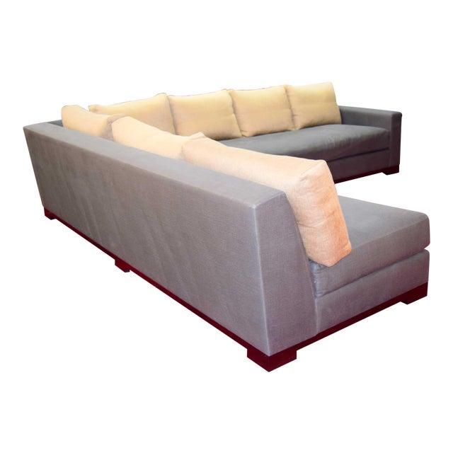 "Christian Liaigre ""Ocean"" Sectional Sofa For Sale"