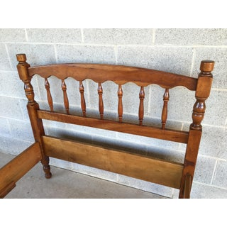 L. Stickley Cherry Valley Spindle Style Twin Bedframe Preview
