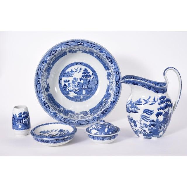 Wedgwood England Porcelain Dinnerware - 5 Piece Set For Sale - Image 12 of 12