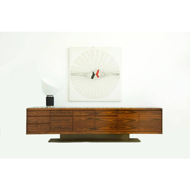 Modern Warren Platner Credenza For Sale - Image 3 of 10