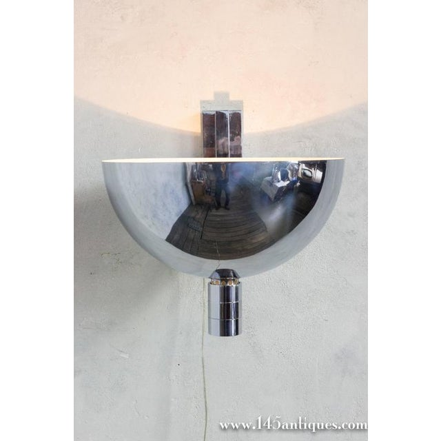 Pair of Large Sconces For Sale - Image 4 of 10