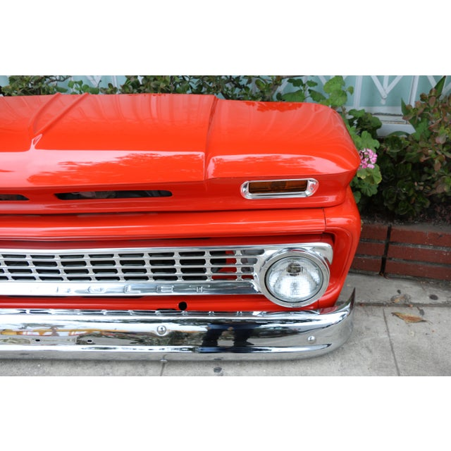 Americana Chevrolet 1963 Truck Bumper For Sale - Image 3 of 8