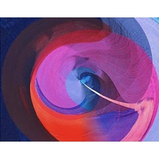 Abstract Canvas Print by Tony Marine For Sale