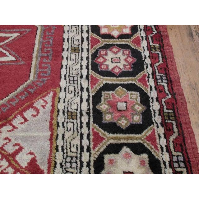 1950s Northwestern Anatolian Rug For Sale - Image 5 of 9