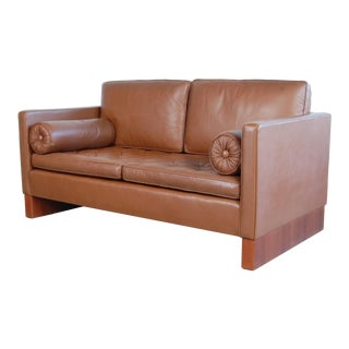 Mies Van Der Rohe for Knoll Settee For Sale