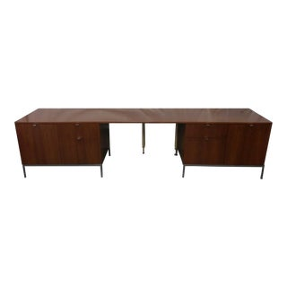 Knoll Mid-Century Modern Wood Credenza