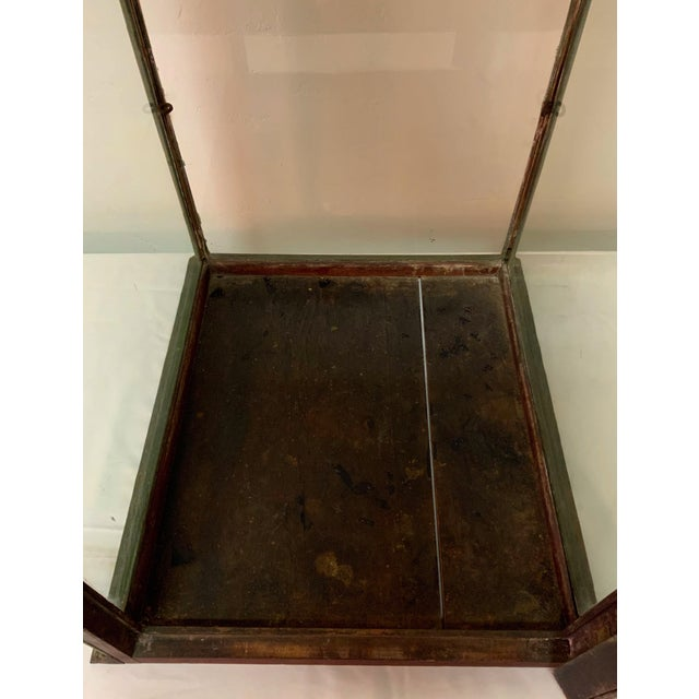 19th Century Display Case For Sale - Image 12 of 13
