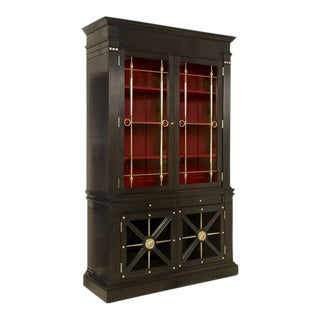 Mary McDonald for Chaddock Josephine Cabinet For Sale