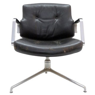 Preben Fabricius and Jørgen Kastholm Office Chair, 1960s For Sale