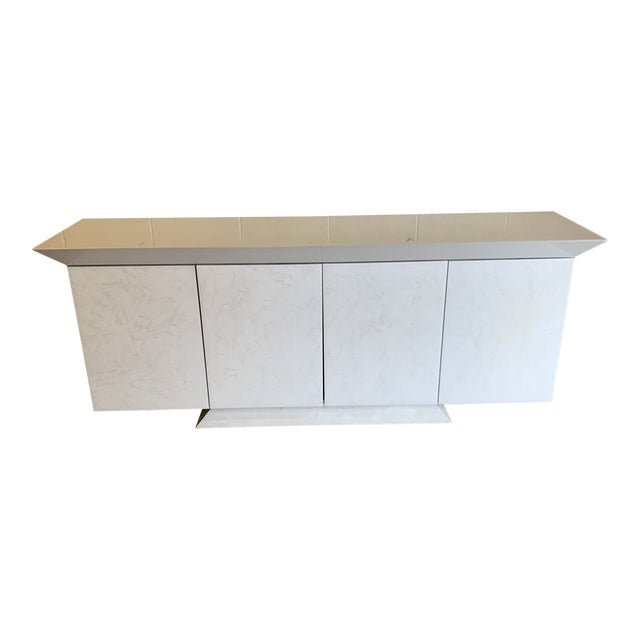 Large Contemporary Credenza For Sale