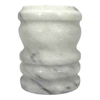 Heather Marble Pencil Holder For Sale