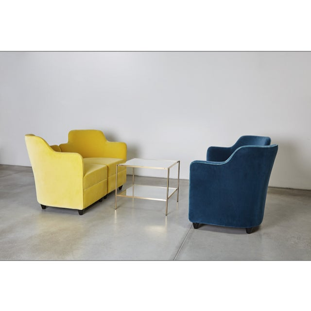 Textile Angolo Seating Group by Corrado Corradi Dell'Acqua for Tato For Sale - Image 7 of 9