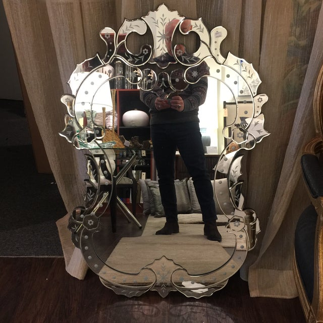 Traditional Venetian Syle Mirror - Image 2 of 5