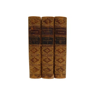 Antique Ferdinand & Isabella Volumes - Set of 3 For Sale