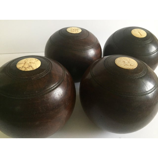 Circa 19th Century Lawn Balls - Set of 4 - Image 3 of 9