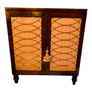19th Century Antique English Regency Cabinet For Sale