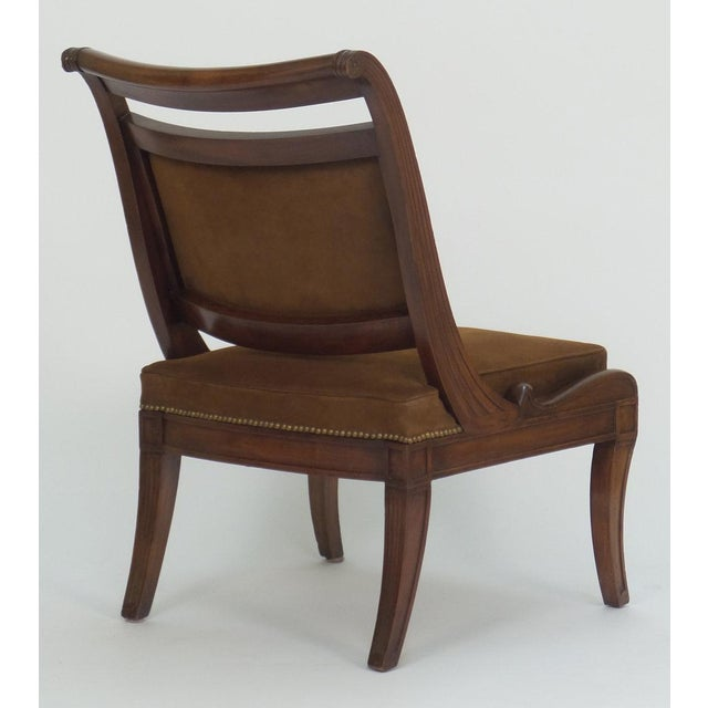 Brown Hope Revival Chair For Sale - Image 8 of 11