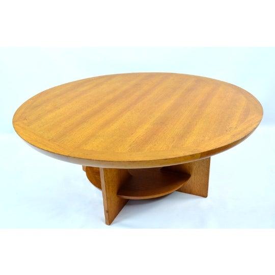 Alan Gelbin Mid-Century Modern Cocktail Table - Image 2 of 5