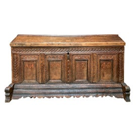 Image of Gothic Trunks and Blanket Chests