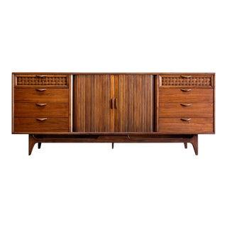 1960s Mid Century Modern Lane Perception Dresser For Sale