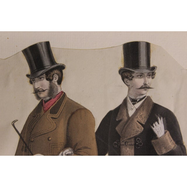Traditional Four Edwardian Gentlemen For Sale - Image 3 of 3