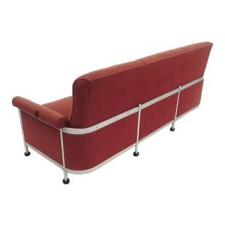 Warren McArthur Art Deco Sofa in Original Condition For Sale