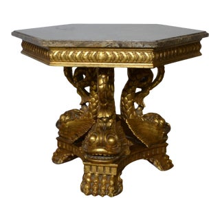 Italian Accent Table For Sale