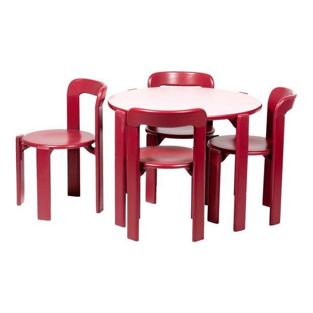 Dietiker Rey Junior Dining Set - 5 Pieces For Sale
