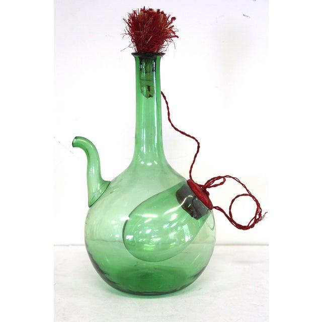 Italian Blown Glass Decanter - Image 2 of 5